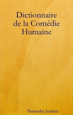 Dictionnaire de la Comédie Humaine